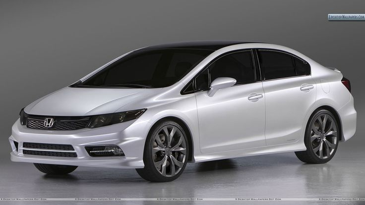 This is the Honda Civiv that I would like for my birthday.