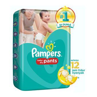 Belanja Pampers Popok Baby Dry M-58 Indonesia Murah - Belanja Baby Essentials di Lazada. FREE ONGKIR & Bisa COD.