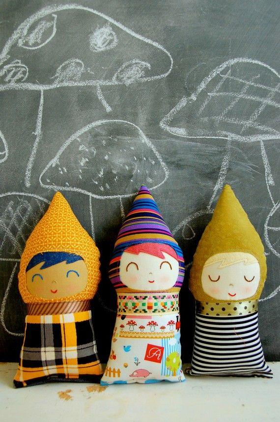 gnome babies