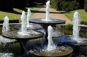 cheap garden water fountains