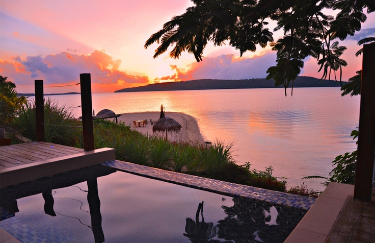 Fancy a holiday here? The Havannah, Vanuatu  www.islandescapes.com.au