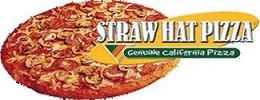 Straw Hat Pizza...the 3 cheese pizza is my fav