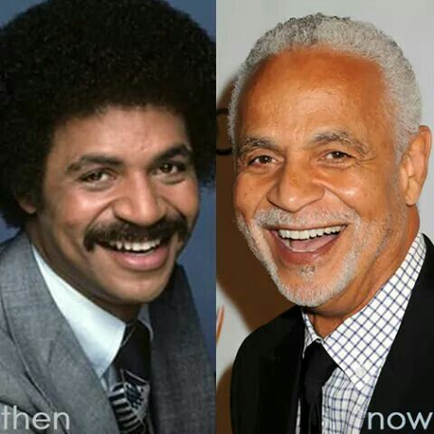 Ron Glass from sitcoms Barney Miller   His birthday today he's 70. 7/11