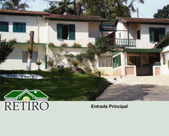 CLÍNICA RETIRO - Centro de Tratamentos Naturais - Itapecerica da Serra - SP