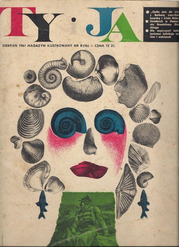 Ty i Ja (You and I) luxury magazine, cover