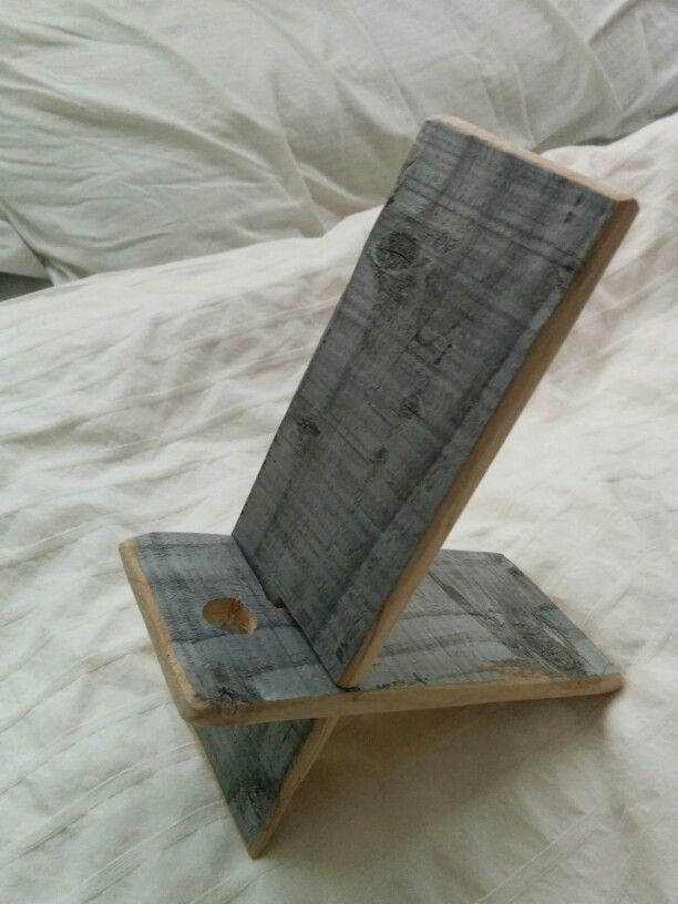 Phone Stand Designs : Cell phone stand woodworking plans and designs