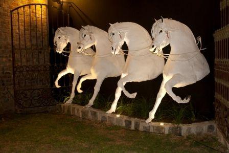 """""""El Café RestoBar del caballo de paso"""" D'Paso Café Restobar restaurante temático en honor al caballo de paso peruano en el corazón de Mamacona, Lurín, Perú. #peru #ofertas"""