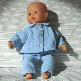 Pyjama de poupée (veste)                                                                                                                                                                                 Plus