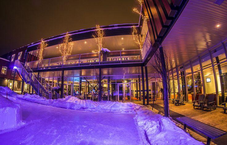 #Qc #LeMassif #Charlevoix #Ski 1
