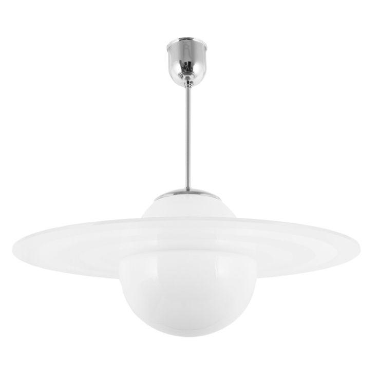 Saturnuslampa variant