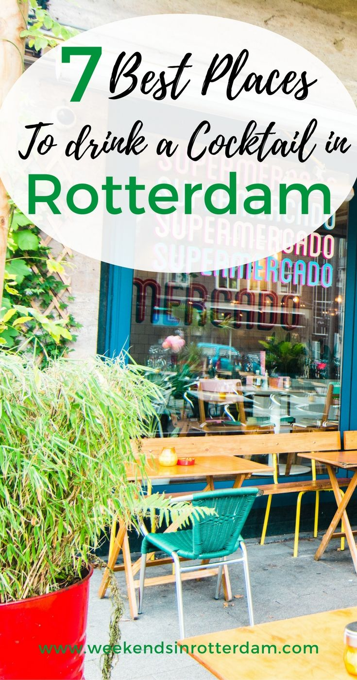 7 best places to drink a cocktail in Rotterdam, Weekends in Rotterdam, Supermercado, Suicide Club, New York Basement, Hugh, The Stirr, Stockholm, Ballroom, Cocktails in Rotterdam, Weekend in Rotterdam, hotspots in Rotterdam, Rotterdam The Netherlands, Nederland, Drankjes doen in Rotterdam, Wanderlust Rotterdam, Wanderlust The Netherlands, Where to go in Rotterdam, Supermercado Rotterdam, Restaurants in Rotterdam, Restaurants in The Netherlands, Rotterdam inspiration, Nederland Inspiration