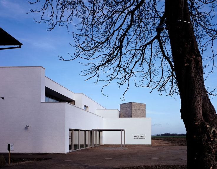 Fuglsang Kunstmuseum is a purpose built museum housing a permanent collection of Danish fine art dating from the period 1780-1980. Located in Fuglsang Lolland, Southern Denmark, the building has the formal abstractness and romantic profile of neighbour...