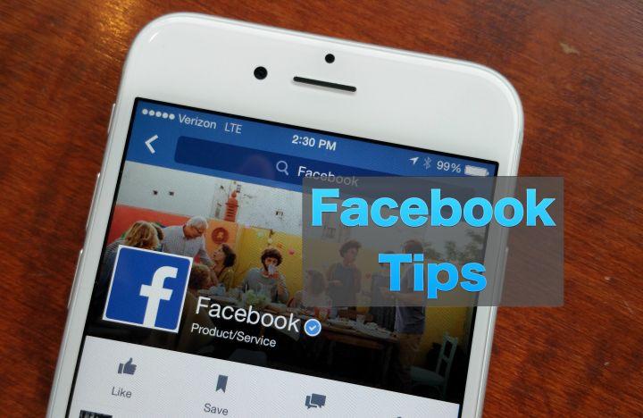 31 Facebook Tips & Tricks | Drippler - Apps, Games, News, Updates & Accessories