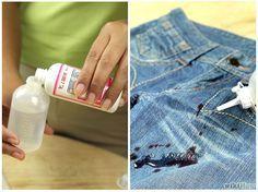 Cómo quitar manchas de sangre