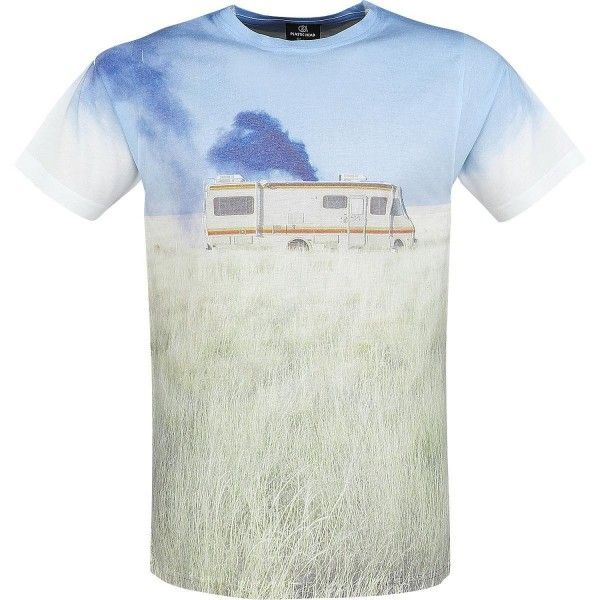 "T-shirt Breaking Bad ""cooking van"""