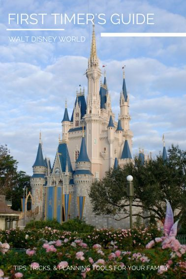 Walt Disney World Tips for First Timers