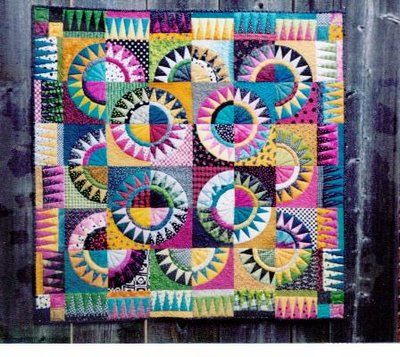 Lady Liberty Quilt