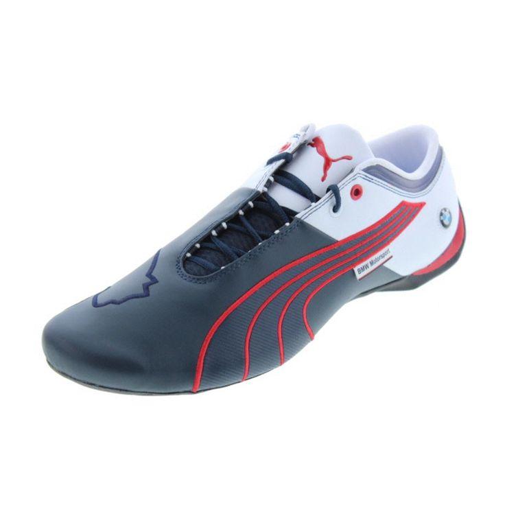 Puma Mens Future Cat Leather BMW Casual Shoes   shoes   Puma