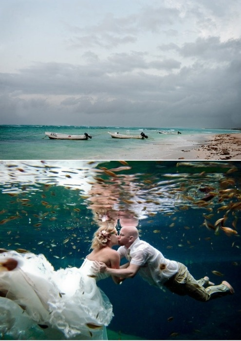 Tulum Day After Shoot By Krista Fox Photography Awesome Trash The Dress