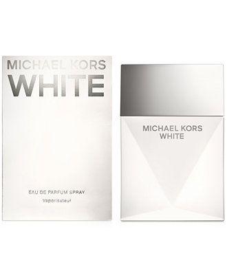 Michael Kors White Eau de Parfum Fragrance Collection- Limited Edition - Perfume - Beauty - Macy's