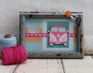 Sizzix Let's Travel Frame