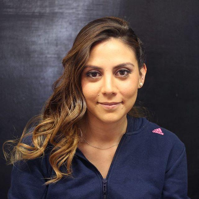Maquillaje y peinado por @jcochile #bobstdo #bobheadjuancarlos #makeup #maquillaje #peluquería #peinado #hair #lastarria #scl #hairstyle  @conicena