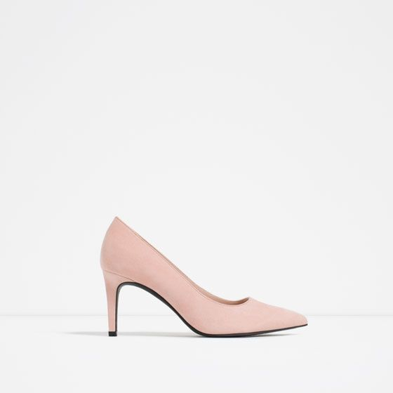 Image 1 of HIGH HEEL SHOES from Zara