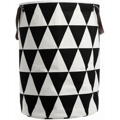 cute laundry basket from ferm living