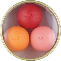 Eos - A Ray of Holiday Sunshine Rachel Roy 3 PK in  #ultabeauty (have this and LOVE it!) limited edition flavors Indian Summer, Orange Blossom, Aloha Hawaii Strawberry Kiwi, and St. Barth's Sunrise Pink Grapefruit