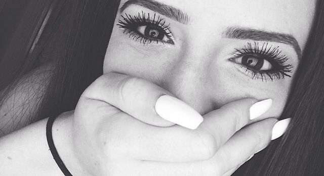definition of perfect those lashes !:o