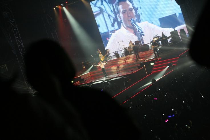 15 Aprile 2012 - #PalaSele - #Eboli - Tiziano Ferro in concert goo.gl/pkzQ8