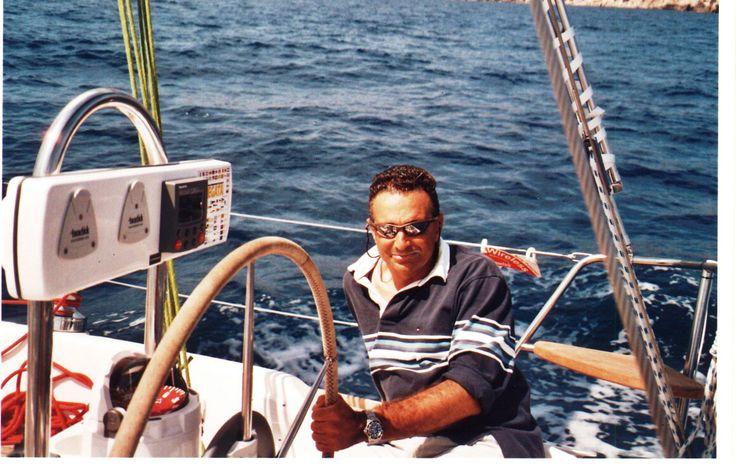Rodrigo Andrade (Director de la Escola Port Barcelona)