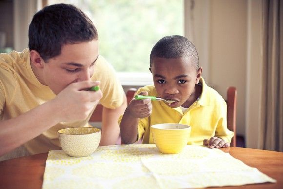 Home for Spring Break? Here are some fun cooking games to play with your kids.
