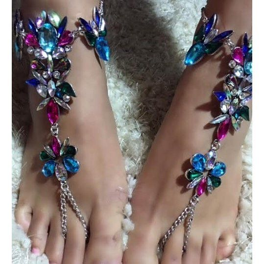 1389 best Adornos para los pies images on Pinterest Feet jewelry
