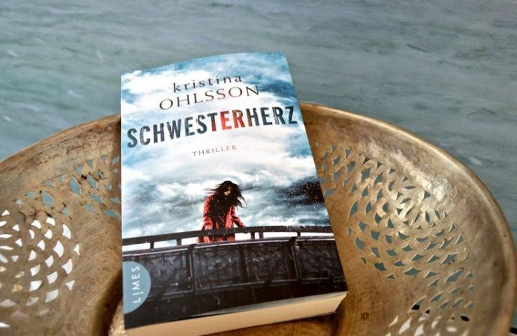 Schwesterherz, der neue Thriller von Kristina Ohlsson und unser Book of the week. Super spannender Thriller aus Schweden, temporeich und knallhart erzählt.