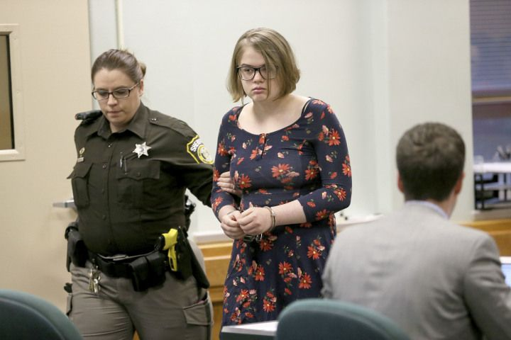 New top story from Time: Ivan Moreno / APGirl Charged in Slender Man Stabbing Expected to Plead Guilty and Avoid Prison http://time.com/4962786/morgan-geyser-slender-man-plea-deal/| Visit http://www.omnipopmag.com/main For More!!! #Omnipop #Omnipopmag