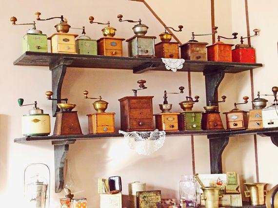 Photo coffee grinders VintageManual  coffee grinder