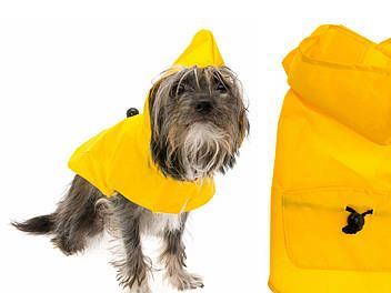 Raincoat With Hood For Dogs