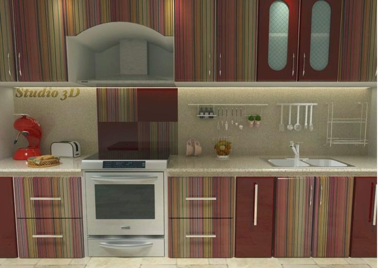 Modular Kitchen Using Merino Laminates Studio 3d Pinterest Kitchens