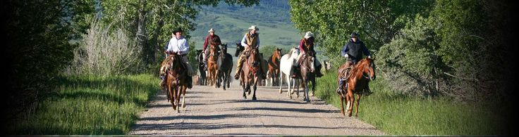 Rich's Montana Guest Ranch, a Seeley Lake, MT Dude Ranch inspected and approved by the Dude Ranchers' Association
