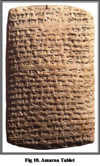 The Exodus, Biblical Archeology during the Exodus Period