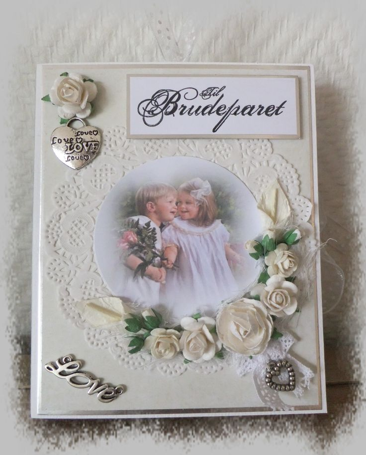 Utfordring # 22 Bryllup Bryllupsbok
