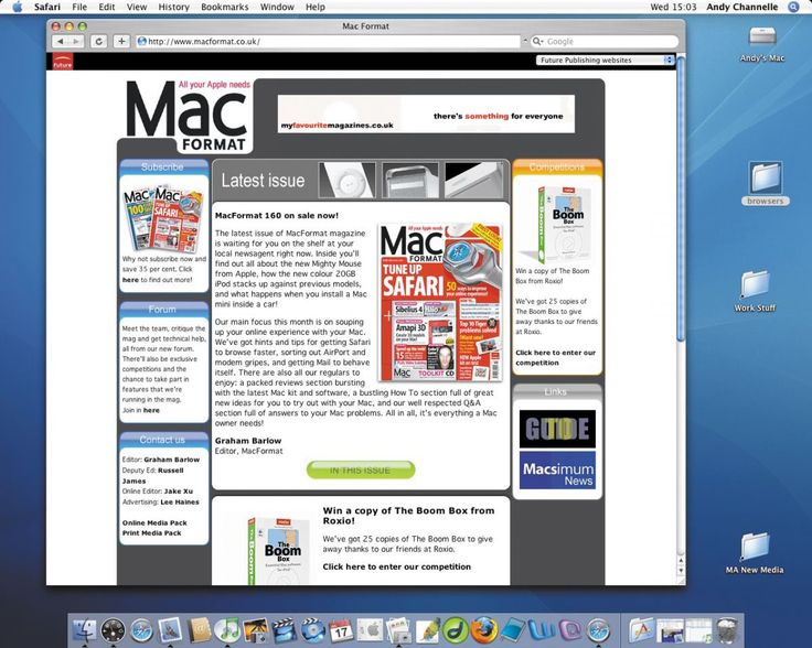 Safari review | The latest version of Apple's Safari adds extensive support for RSS,enabling users to keep up to date with their favourite news sourceswithout visiting a ton of websites. But these facilities have not beenback-ported to versions... Reviews | TechRadar