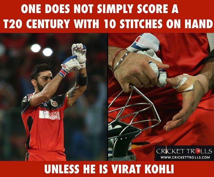 Virat Kohli : The Champion #HappyBirthdayVirat - http://ift.tt/1ZZ3e4d