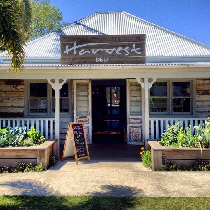 Harvest Deli, Newrybar, NSW