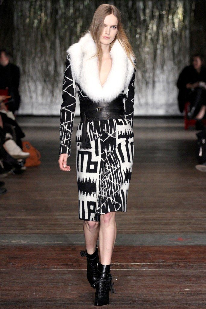 Altuzarra Fall 2012 Ready to Wear Collection Photos   Vogue