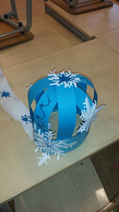 Frozen hoed foto 2