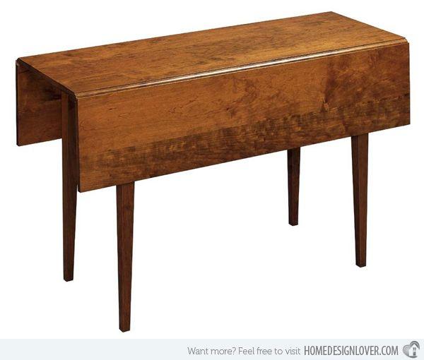 15 Incredible Drop Leaf Folding Tables Leaves Furniture  : 54f515fa53193b8249179d13c63b3b31 from www.pinterest.com size 600 x 510 jpeg 29kB