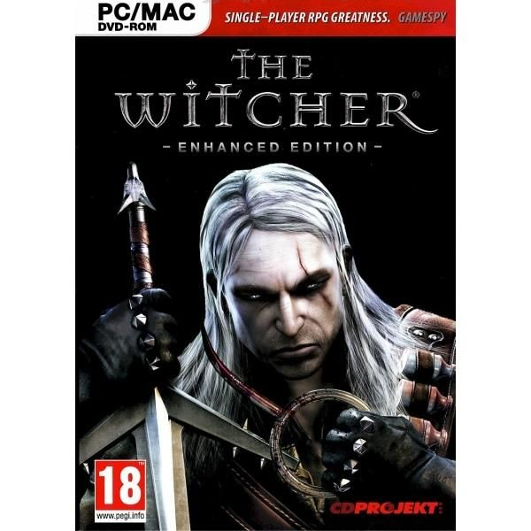 The Witcher Enhanced Edition Game PC | http://gamesactions.com shares #new #latest #videogames #games for #pc #psp #ps3 #wii #xbox #nintendo #3ds