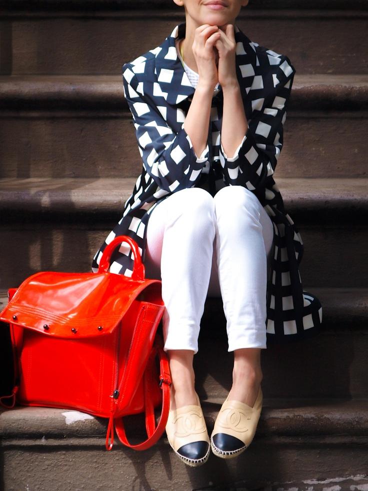 Chanel Espadrilles beige leather
